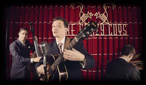 Benoit Viellefon trio