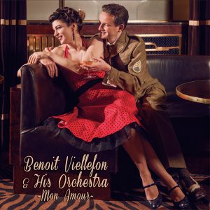buy CD download mp3 - BENOIT VIELLEFON & HIS ORCHESTRA - (MON AMOUR)