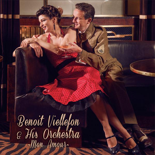 Benoit Viellefon & His Orchestra - Mon Amour (2nd album)