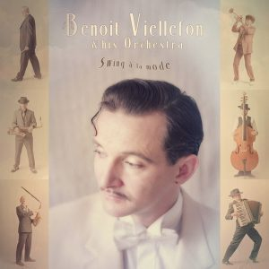 buy CD download mp3 - BENOIT VIELLEFON & HIS ORCHESTRA - (SWING A LA MODE)